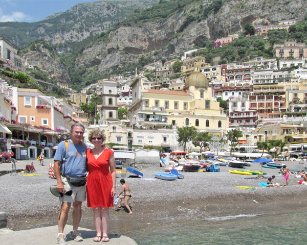 Daily tour in Amalfi coast day trip Sorrento coast