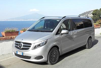 Mercedes V Class - Sorrento