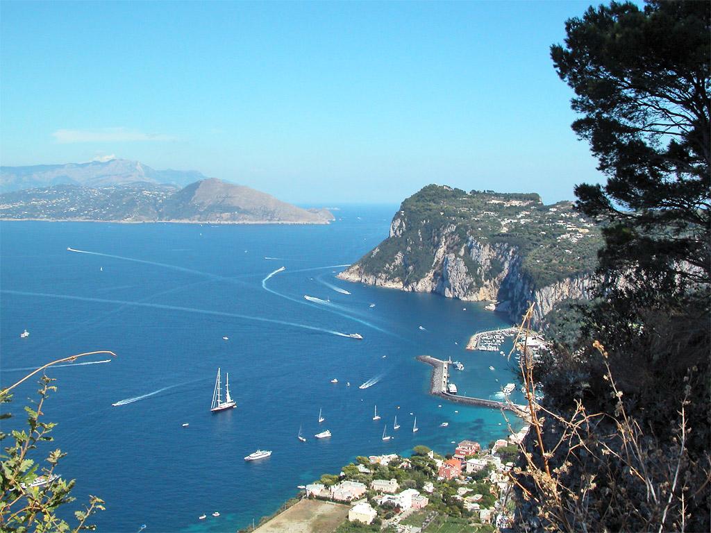 Sorrento Italy Tours To Capri