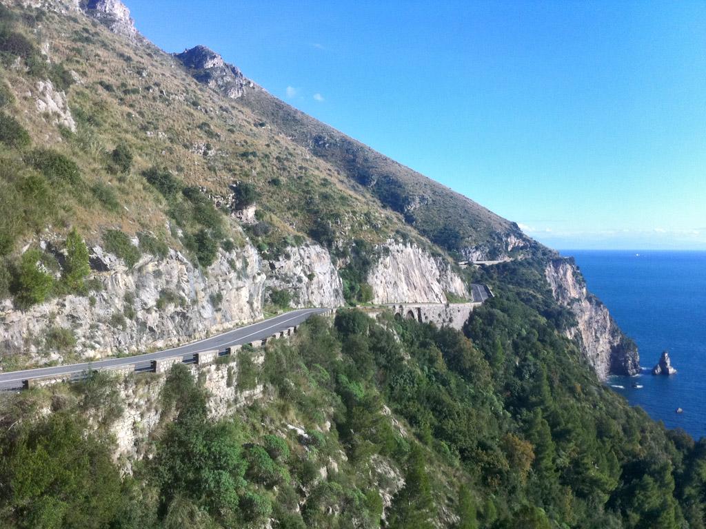 Shore excursion in Positano, Amalfi and Ravello