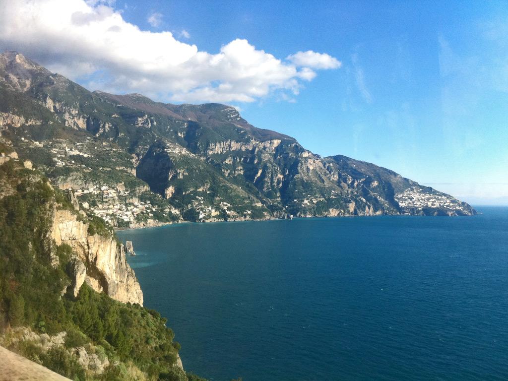 Shore excursion in Sorrento and Amalfi Coast