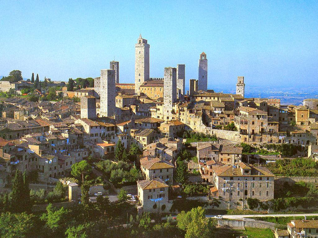 Siena-San Gimignano Tuscany shore excursion