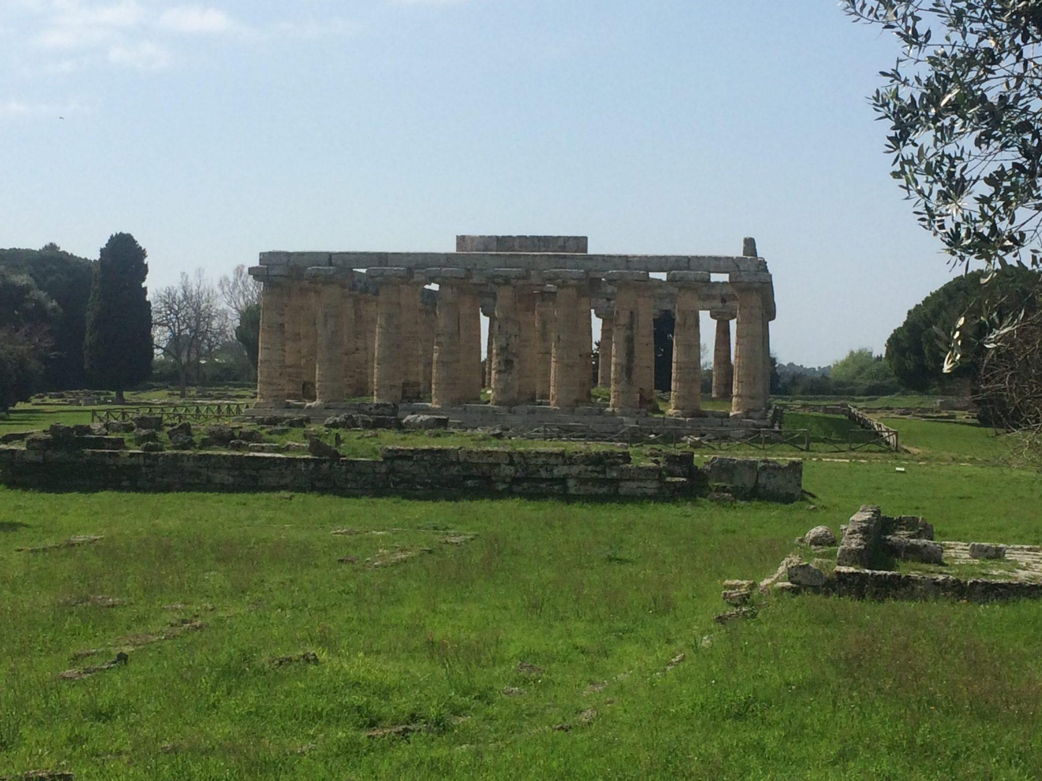 Paestum Greek Temples Sorrento Coast Drivers Private Tours