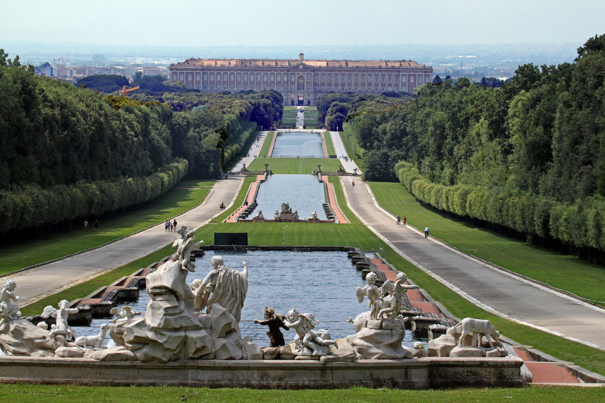 Caserta Royal Palace Sorrento Private Driver